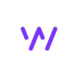 Whisper Purple Logo